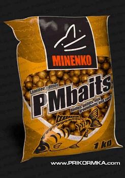 Бойлы пылящие MINENKO Sweet Corn 20мм (1кг) - фото 5179