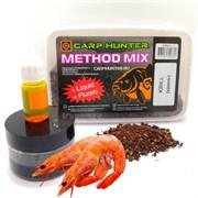 Method mix Pellets + Fluoro + Liquid Krill (криль) CARPHUNTER