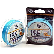 Плетенка зимняя ZM ICE Magic Lite Blue 45м 0,20мм  12.07кг